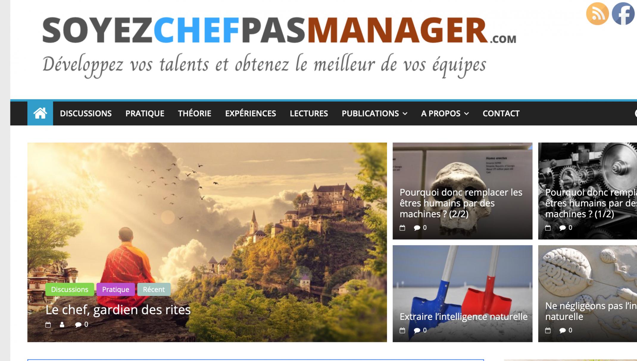 Soyezchefpasmanager.com
